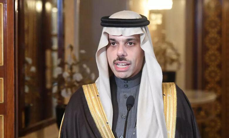 وزیر خارجه عربستان: امضای توافق صلح میان ریاض و تلآویو در گرو برپایی کشور فلسطین است
