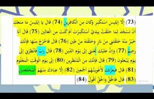 برهان قاطع : قرآن میگوید متوسلین به بندگان صالح، دروغگو و کافرند!