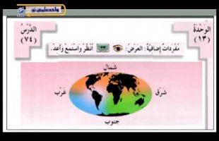 آموزش زبان عربی – درس هفتاد و پنجم