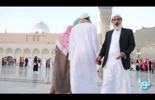 مسجد النبی در مدینه منوره