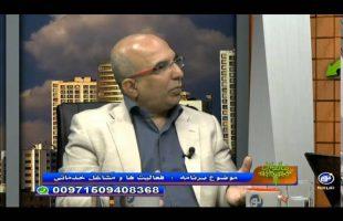 فعالیت ها و مشاغل خدماتی – مال حلال ۱۳۹۵/۰۱/۲۴