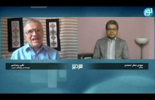 سردبیر: جنایتکاران در راس قوای سهگانهی جمهوریاسلامی